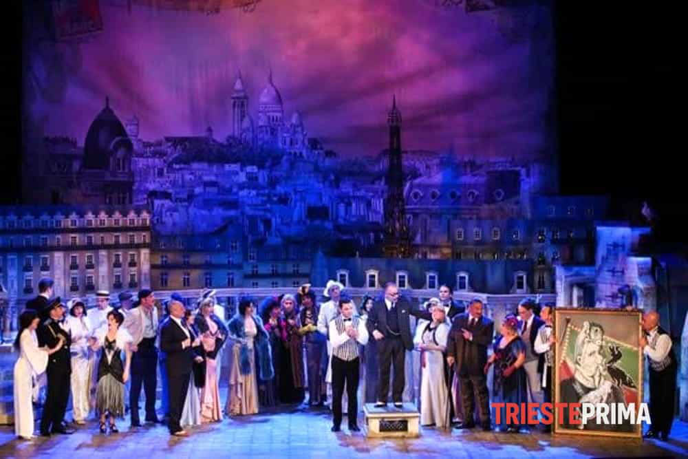 L'operetta è tornata a Trieste:  SUONI DAL DANUBIO E LA VEDOVA ALLEGRA
