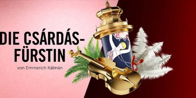 La Principessa Della Czarda di Kàlmàn aprirà il LEHÀR FESTIVAL DI BAD ISCHL (Austria)